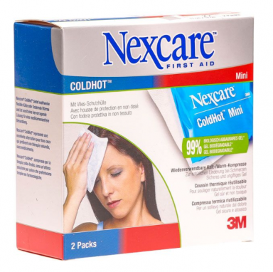 Image of 3M Nexcare ColdHot Bio Gel Mini (2 Stk)