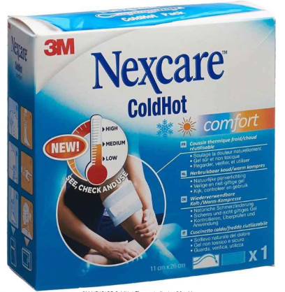 Image of 3M Nexcare ColdHot Thermoindicator (26 x 11cm)