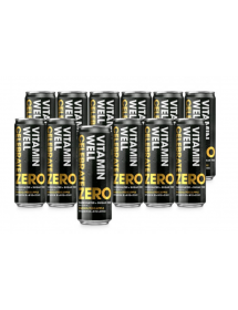 12x Vitamin Well Zero Celebrate (355ml)