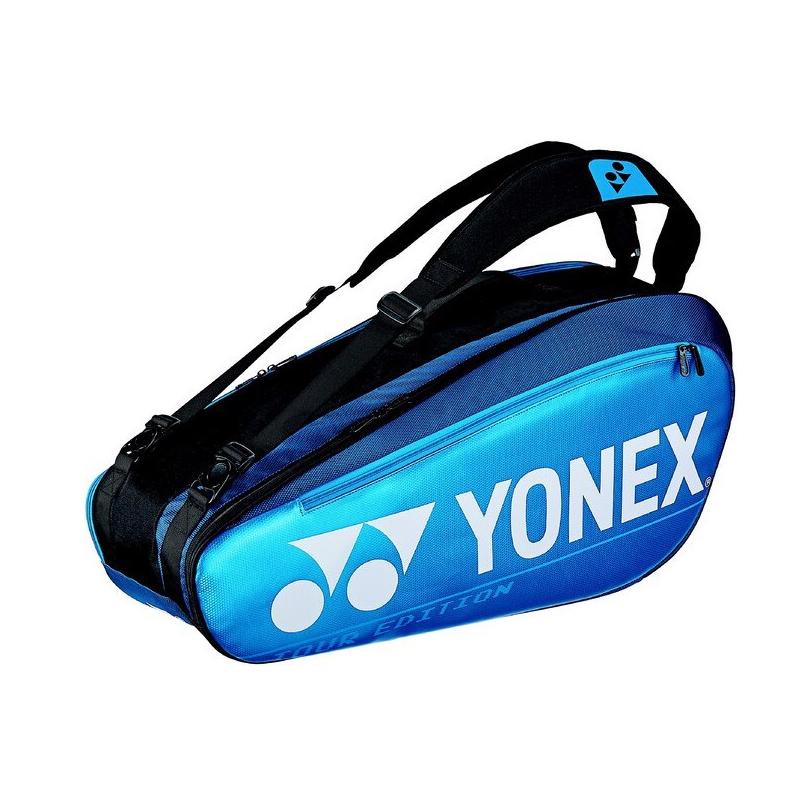 Yonex Pro 6er Racket Bag (blau)