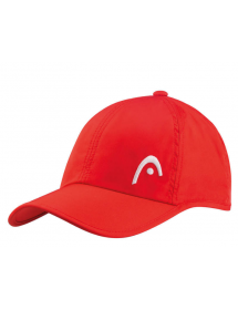 HEAD Pro Player Cap (red)