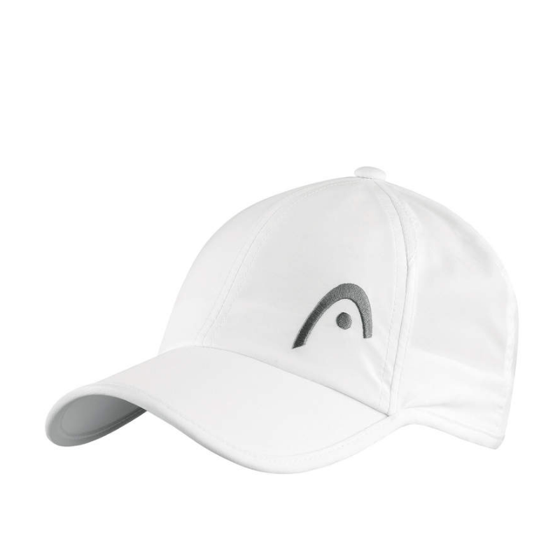 HEAD Pro Player Cap (white)