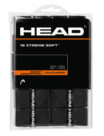 HEAD Xtremesoft Grip Overgrip black (25 pieces)