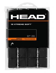 HEAD Xtremesoft Grip Overgrip schwarz (12 Stk)