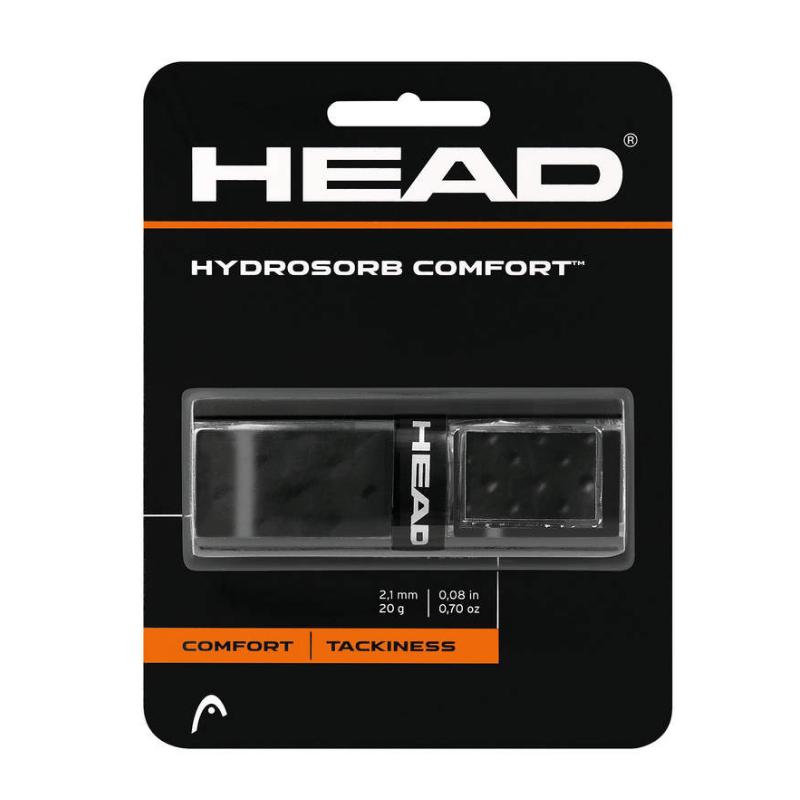 HEAD Hydrosorb Comfort baseband (black)