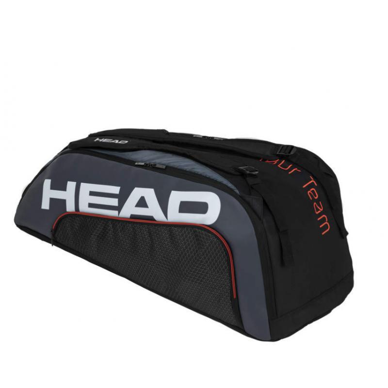 HEAD Tour Team 9R Supercombi (black / gray)