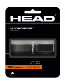 HEAD Hydrosorb Squash baseband (black / red)