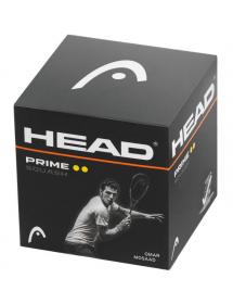 HEAD Prime Squash Ball (12 pieces)