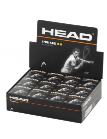 HEAD Prime Squash Ball (12 pieces)
