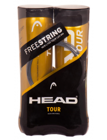 Head Tour Swiss Official 4er Dose (2 Stück)