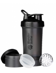 BlenderBottle ProStak Schwarz (650ml)