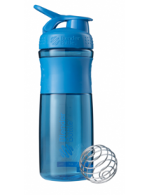 Blender Bottle Sport Mixer Tritan Grip Cyan (820ml)