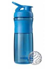 Blender Bottle Sport Mixer Tritan Grip Cyan (820ml)