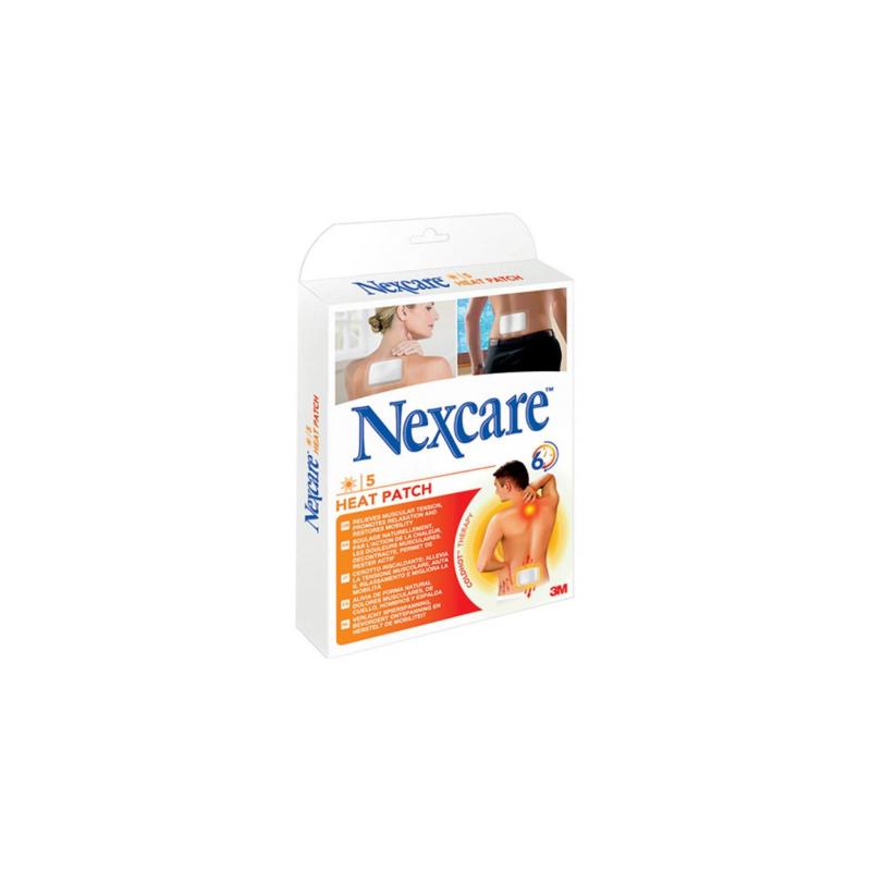 3M Nexcare Heat Patch (5 Stk)