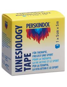 Perskindol Kinesiology Tape blau (5cmx5m)