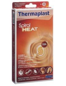 Thermaplast Spiral Heat Wärme-Pads flexibel (4 Stk)