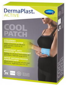 Dermaplast Active Cool Patch (5 pcs)