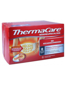 Thermacare back cover S-XL (6 pcs)