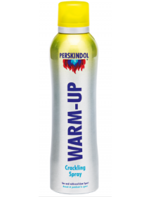 Perskindol Warm-Up Crackling Spray (250ml)