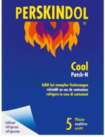 Perskindol Cool Patch-N (5 pièces)