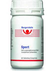 Burgerstein Sport capsules (60 pcs)