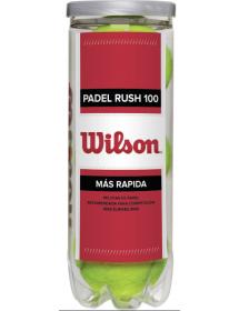 Wilson Padel Rush 100 (box of 3)