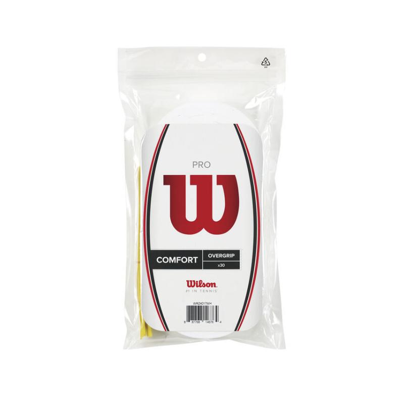 Wilson PRO Comfort Overgrip (30 Pack)