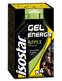 isostar Energy Gel Apple (4x35g)