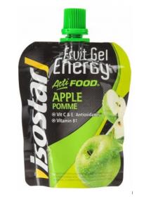 isostar Actifood Fruit Gel Energy Apfel (90g)