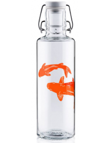 Soulbottle Kois with handle (0.6l)