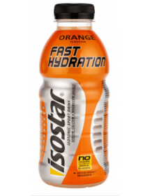 isostar Fast Hydration Orange (500ml)