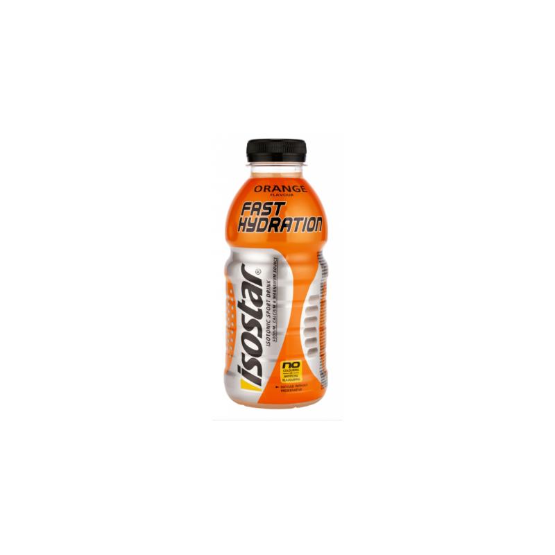 isostar Fast Hydration Orange (500ml)