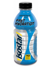 isostar Fast Hydration Grapefruit (500ml)