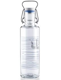 Soulbottle patrie de l'eau avec poignée (0,6 l)
