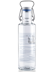 Soulbottle Heimat Wasser with handle (0.6l)