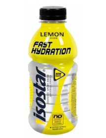 isostar Fast Hydration Lemon (500ml)