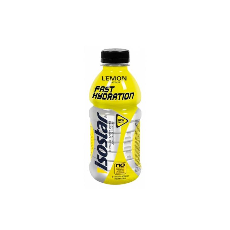 isostar Fast Hydration Lemon (500ml)