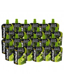 isostar Actifood Fruit Gel Energy Apple (24x90g)