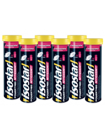 isostar Powertabs Cranberry (6x120g)