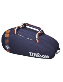 Wilson Roland Garros Team 6 Pack Racket Bag
