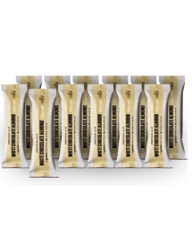 Barebells white chocolate almond protein bars (12 x 55g)
