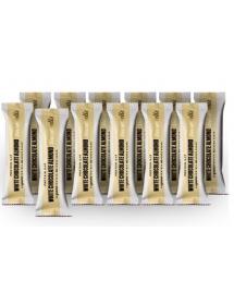Barebells White Chocolate Almond Protein Riegel (12 x 55g)