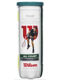 Wilson All Court (boîte de 3)