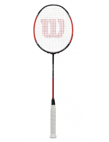 Wilson Blaze 270 Badmintonschläger (schwarz / rot)