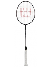 Wilson Blaze 170 Badmintonschläger (schwarz / grau)