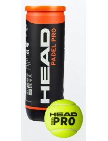 Head Padel Pro Ball (3-pack)