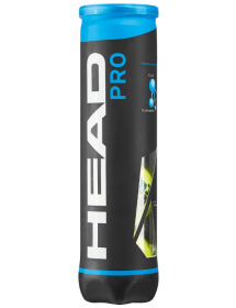 HEAD PRO tennis ball (can of 4)