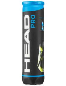 HEAD PRO Tennisball (4er Dose)