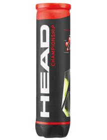 HEAD CHAMPIONSHIP Tennisball (4er Dose)