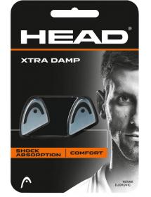 HEAD XTRA DAMP blanc / noir (2 pièces)